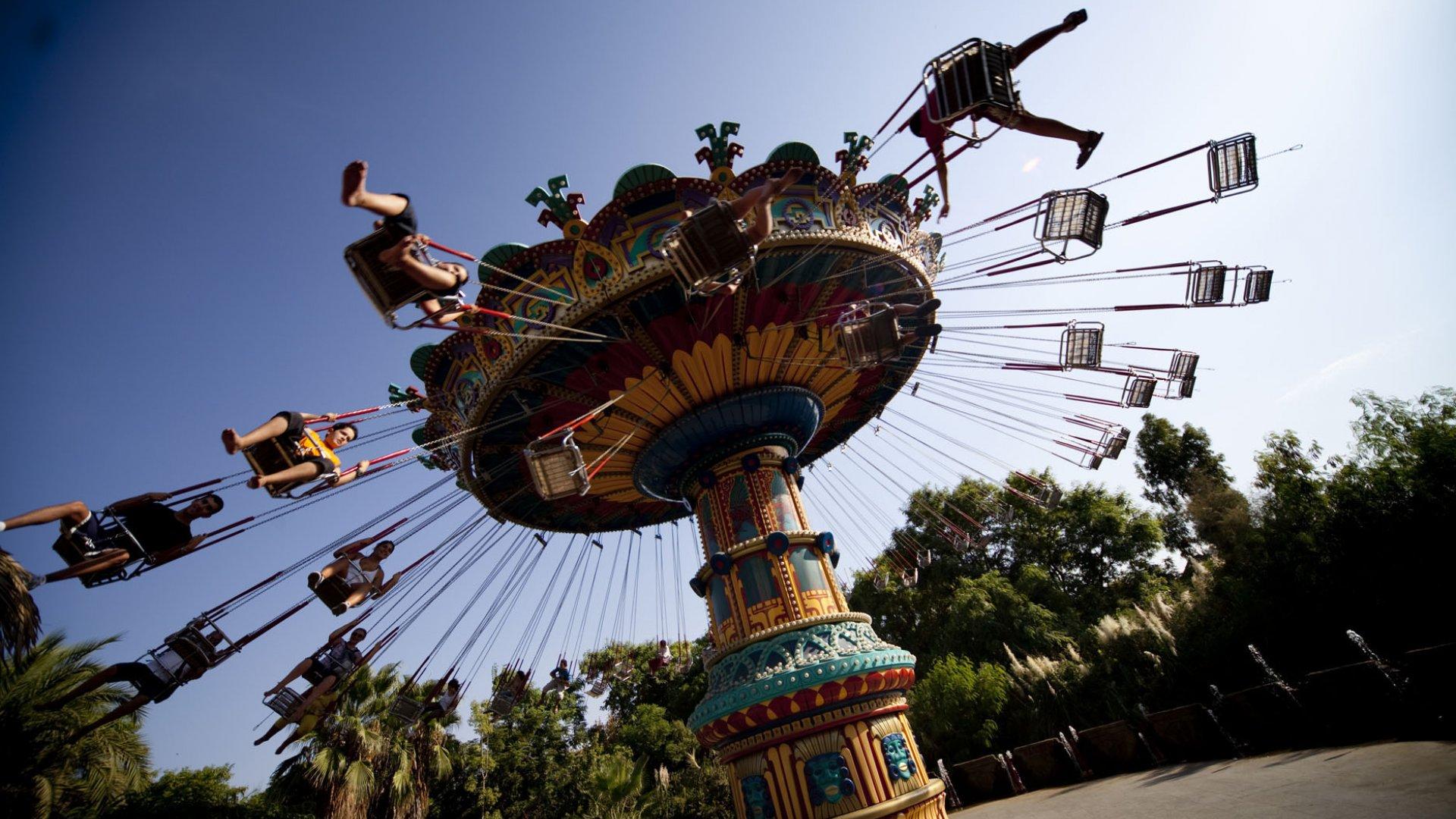 Isla Mágica Theme Park